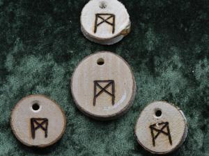 Rune liée d'affirmation de soi