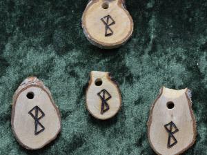 Rune de célébration de la féminité